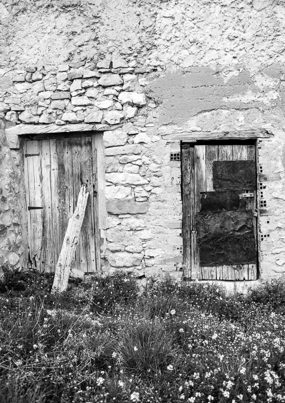 Wooden door(s) 9