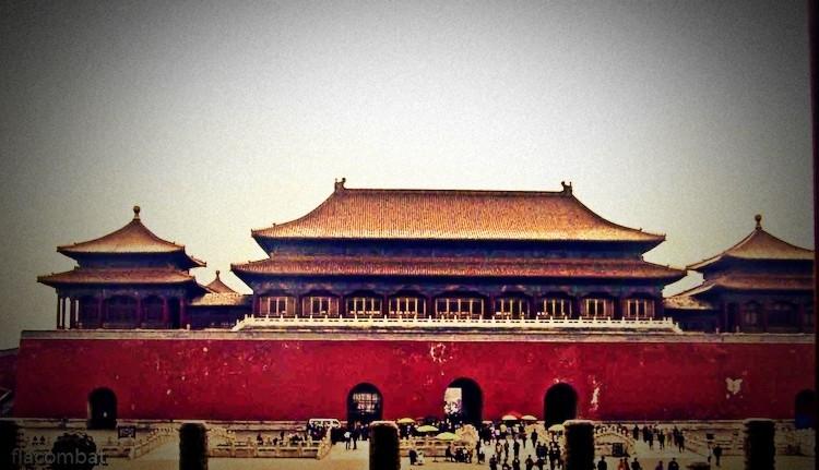 Forbidden CityBeijing, 10-2003