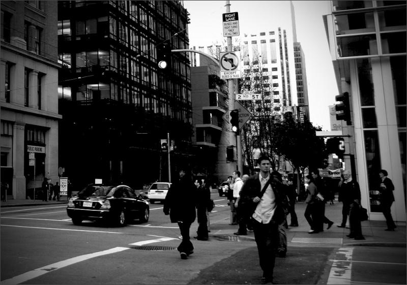 Crosswalk safety