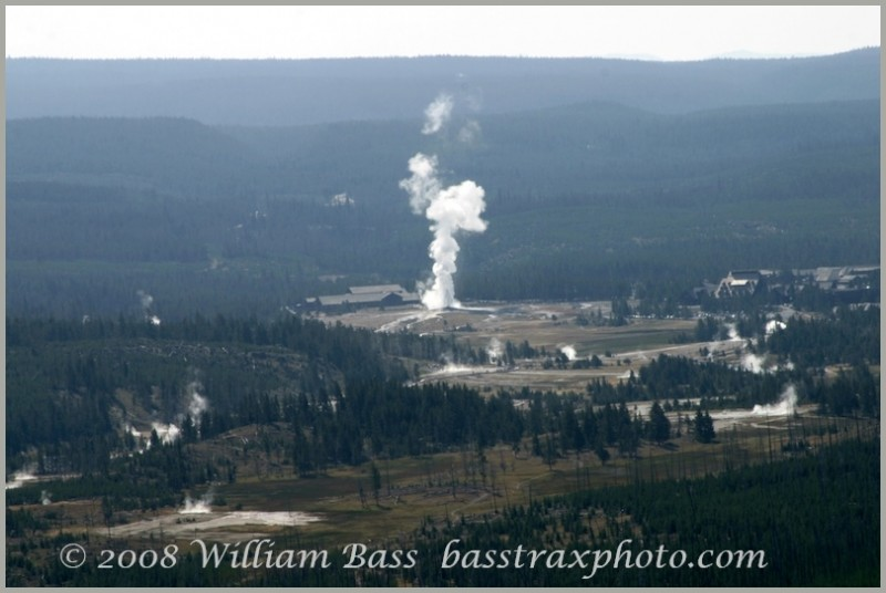 Yellowstone National Park, Upper Geyser Basin