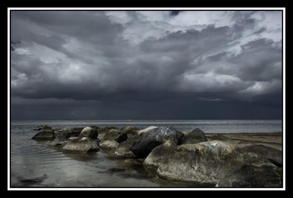 Stones and cumulonimbus