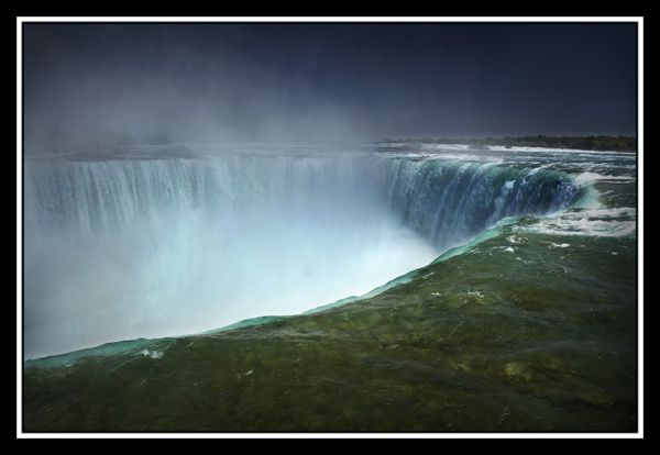 Niagara falls revisited