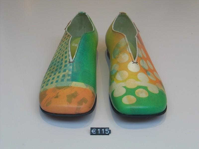 Chaussures vues à Anvers (B)