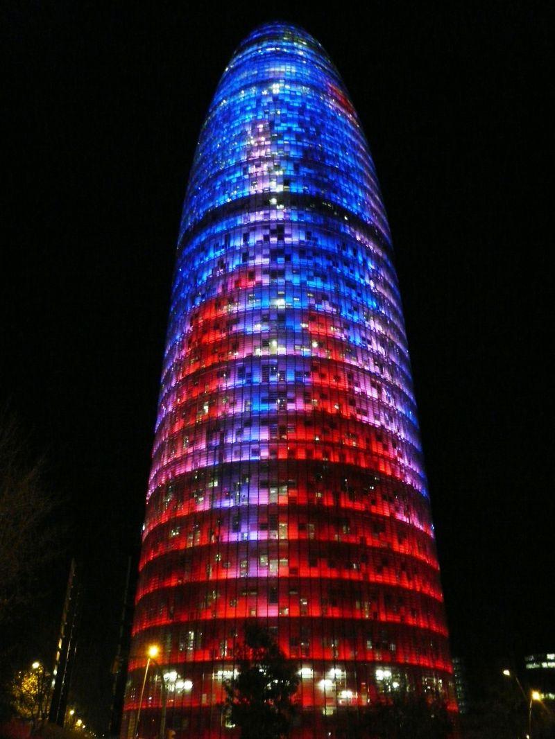 Tour AGBAR à Barcelone