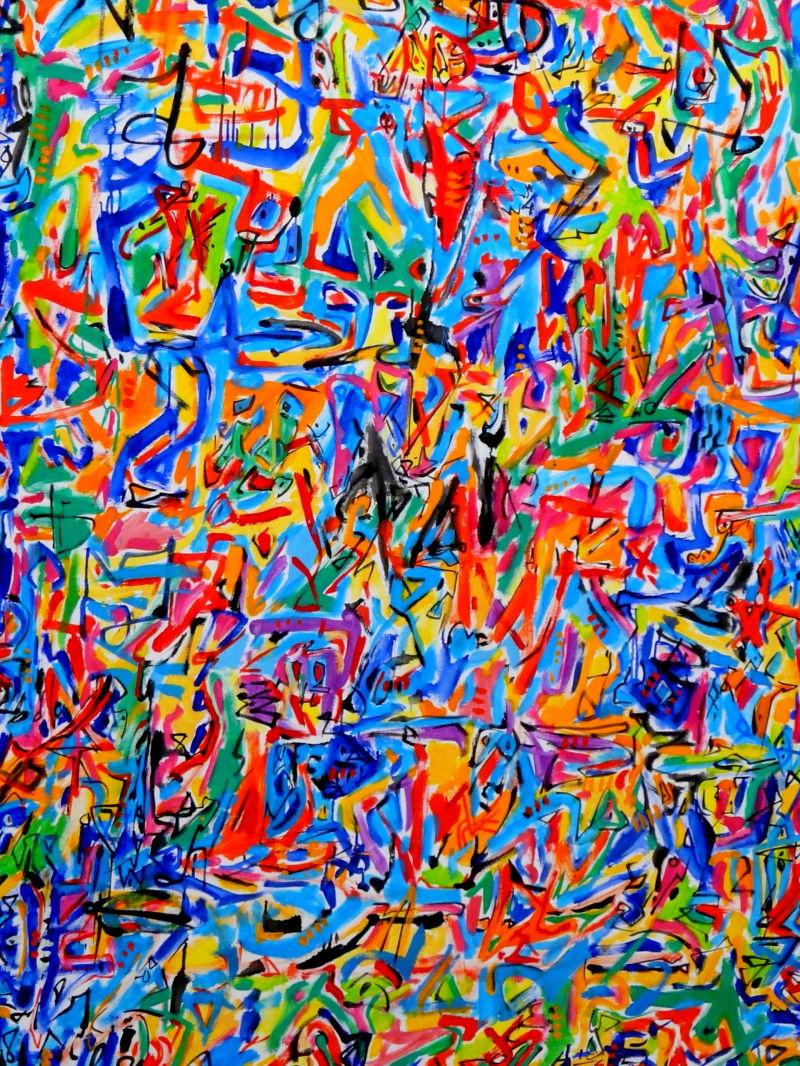 Explosion de couleurs pour la 500ème photo du blog