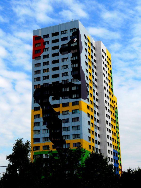 Berlin en couleurs