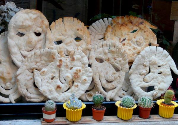 Pizzart ou un autre art des masques à Venise !!!