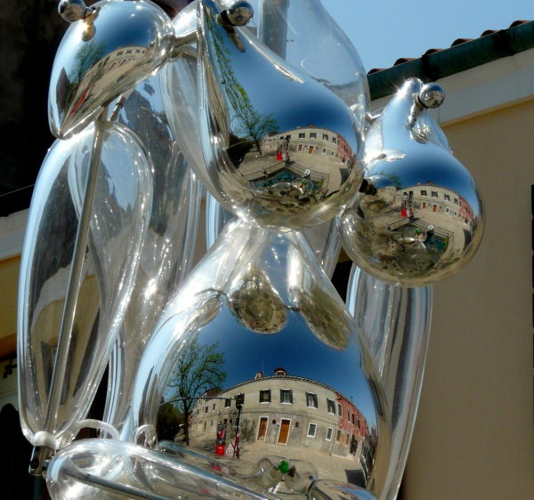 Reflets à Murano