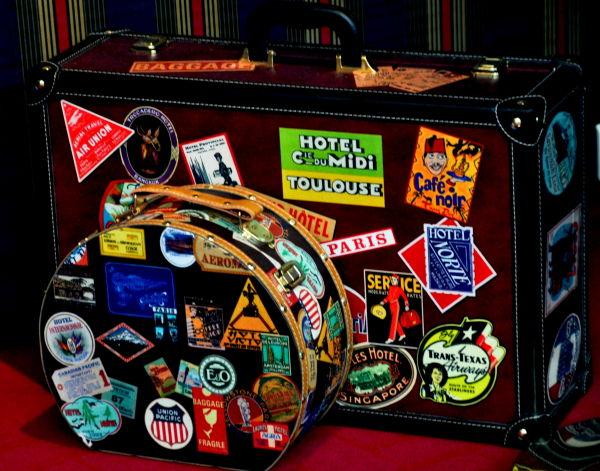 Ca y est j'ai défait ma valise !!!