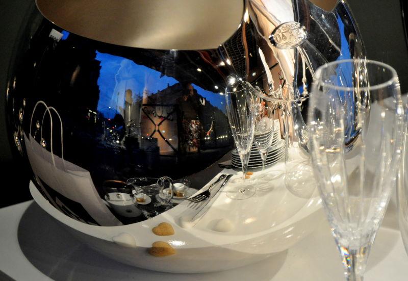 Reflets nocturnes parisiens