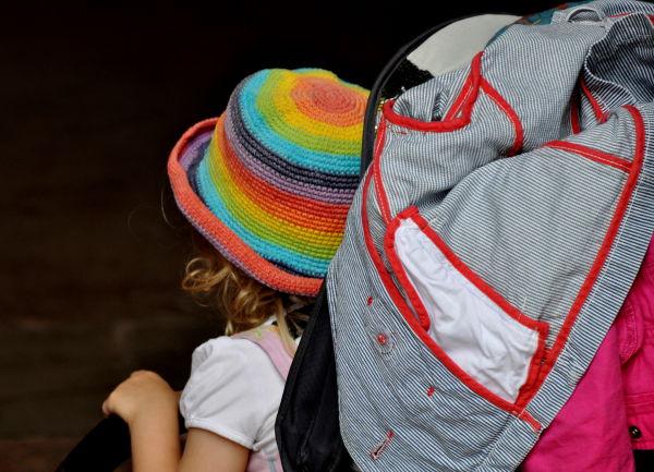 Un bien joli chapeau Mademoiselle
