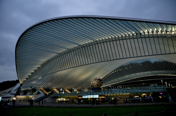 Gare de Liège Guillemins