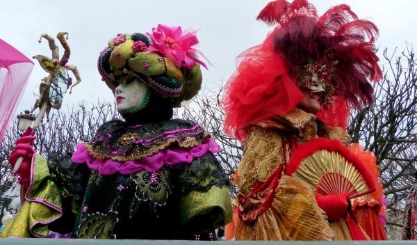 Carnaval de Venise à Paris
