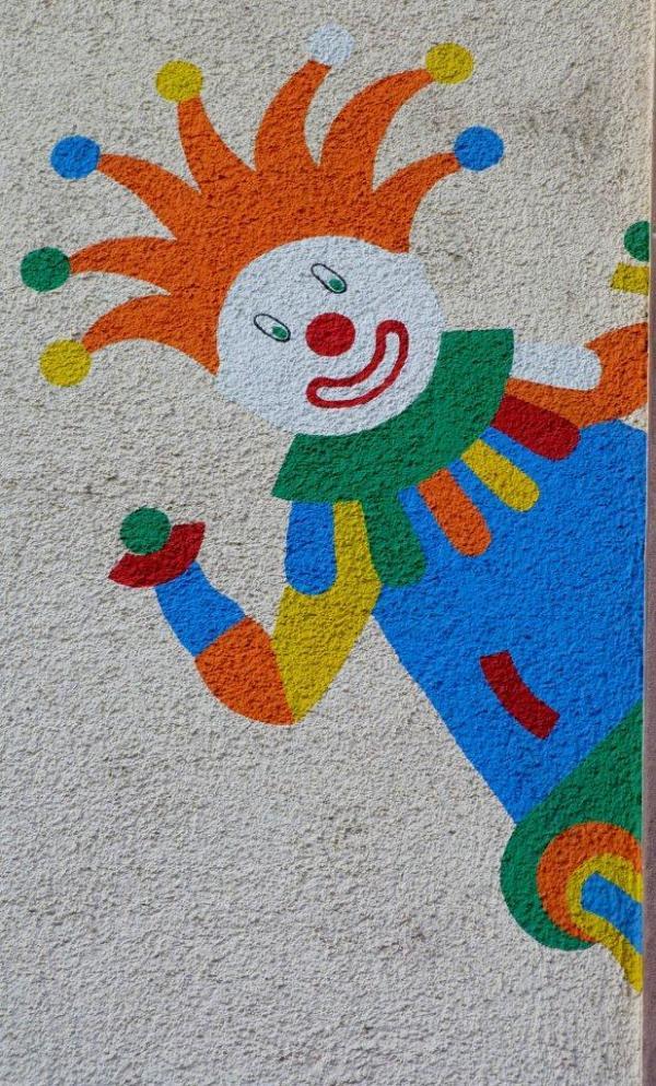 Emblème crèche à Freiburg