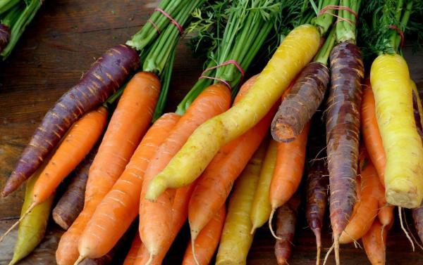 Les carottes sont plus que huit...
