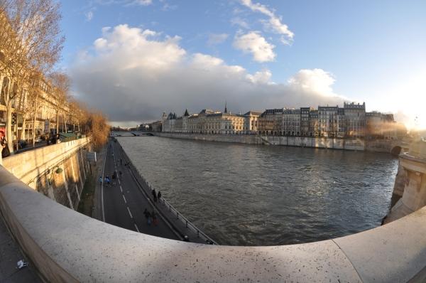 Quais de Seine à Paris