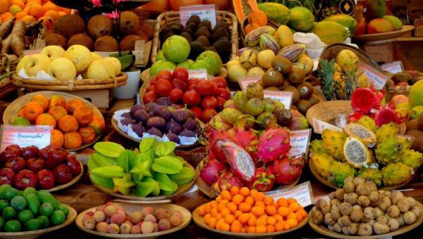 Plateau de vitamines