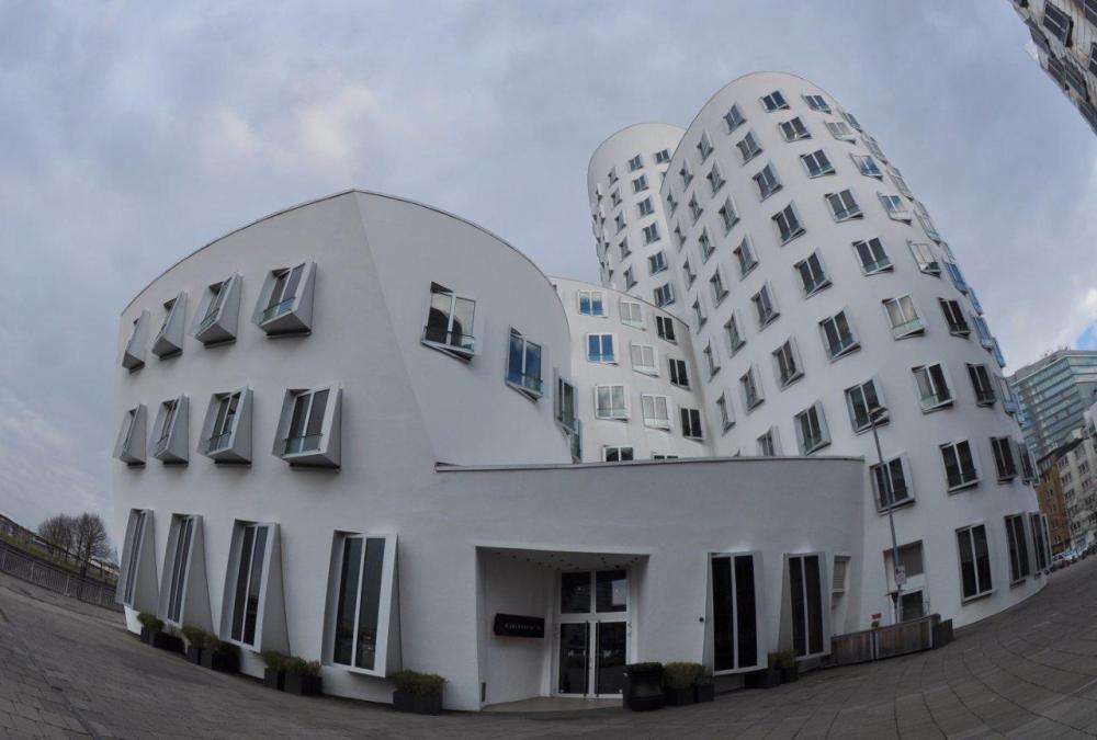 Medienhafen de Düsseldorf