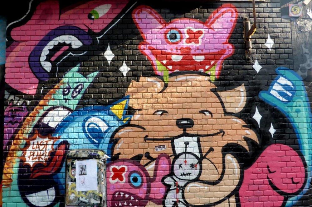 Art des rues Amsterdam