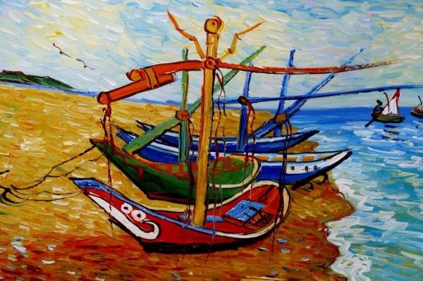 Façon Van Gogh