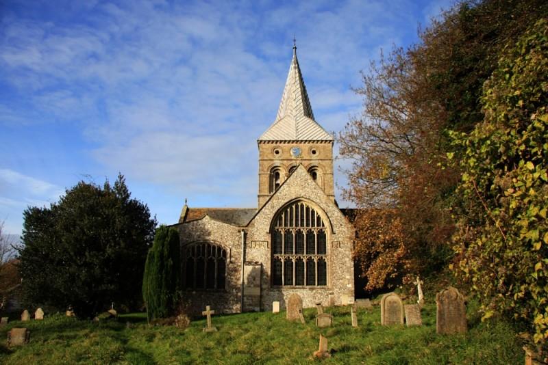 East Meon Church