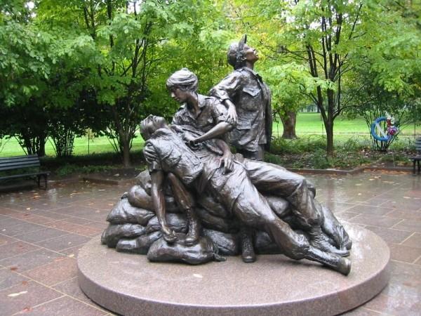 Viet Nam Servicewomen's Memorial Washington DC