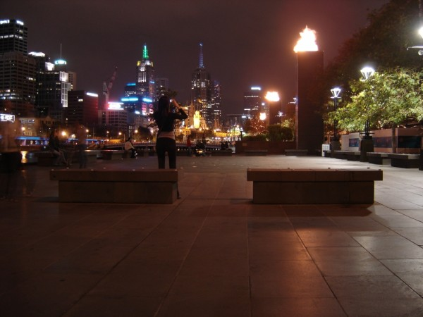 Crown casino in Melbourne, Australia