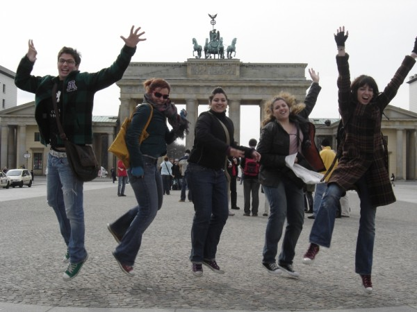 Bradenburgh Gate and friends