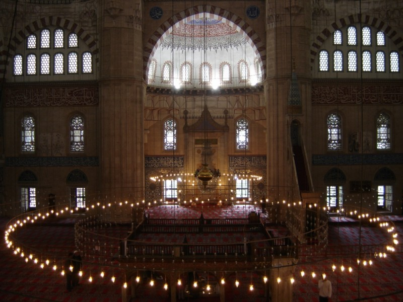 edirne mosque turkey