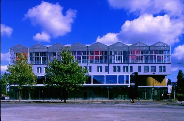 """""""Immeuble Playtime"""" Tetrarc """"architecture Nantes"""""""
