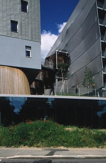 Playtime tetrarc architecture nantes Bienfait