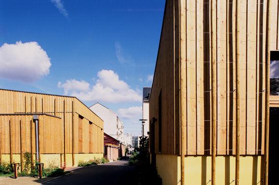 Maison de Quartier Champ de Mars-Madeleine