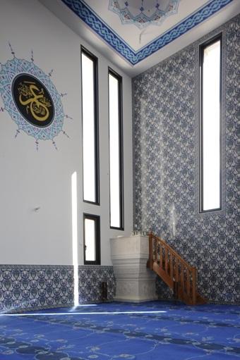 Mosquée Mevlana Nantes France