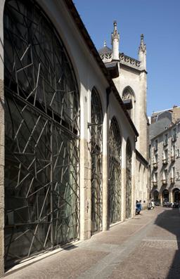 Passage Ste Croix, Nantes