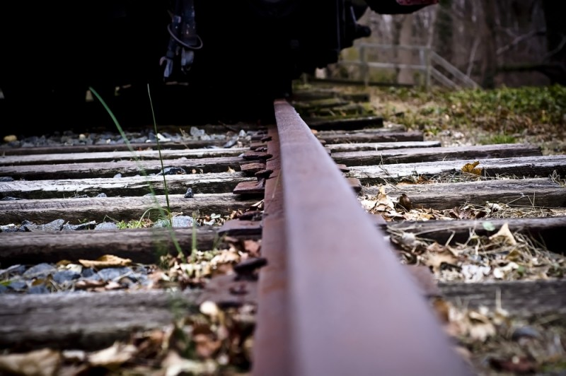 Get Off The Tracks