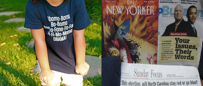 Election day, Politics, Obama, McCain, USA