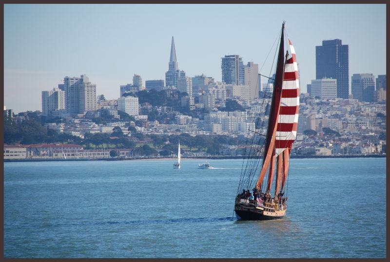 Sail onward, Ye soldier!! Land beckons.!!