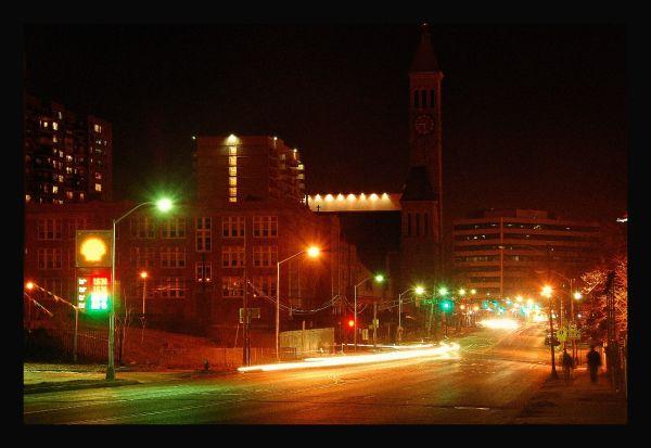 One night in NJ