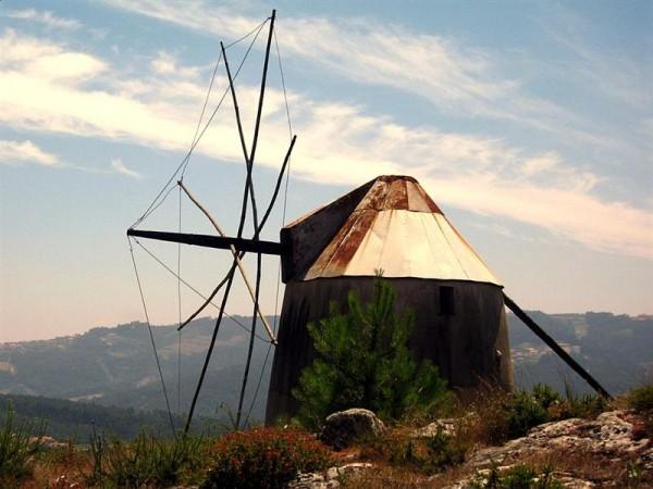 moulin marron
