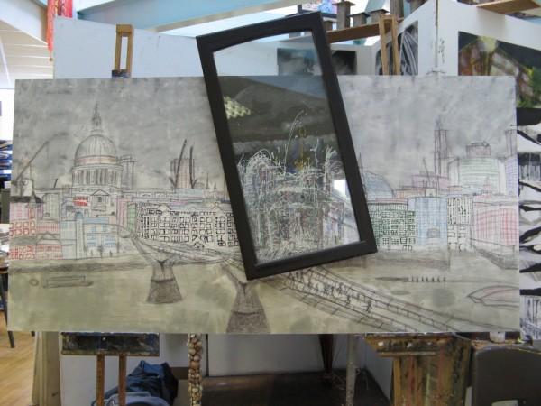 A-Level Art exam - Windows