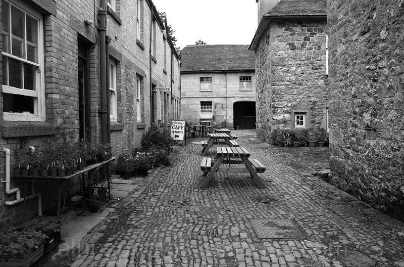 Old cafe