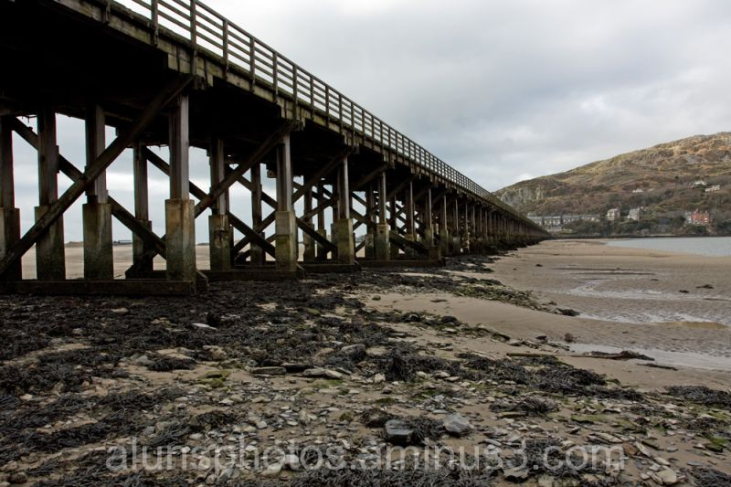 Bridge to Barmouth