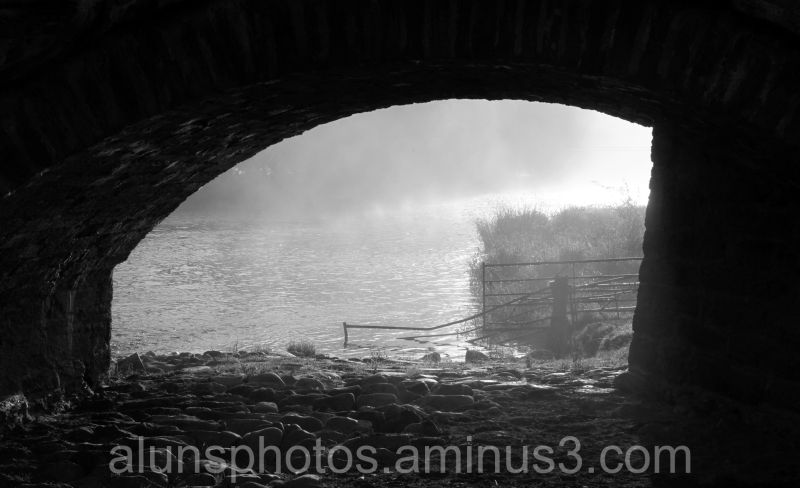 Light through the tunnel