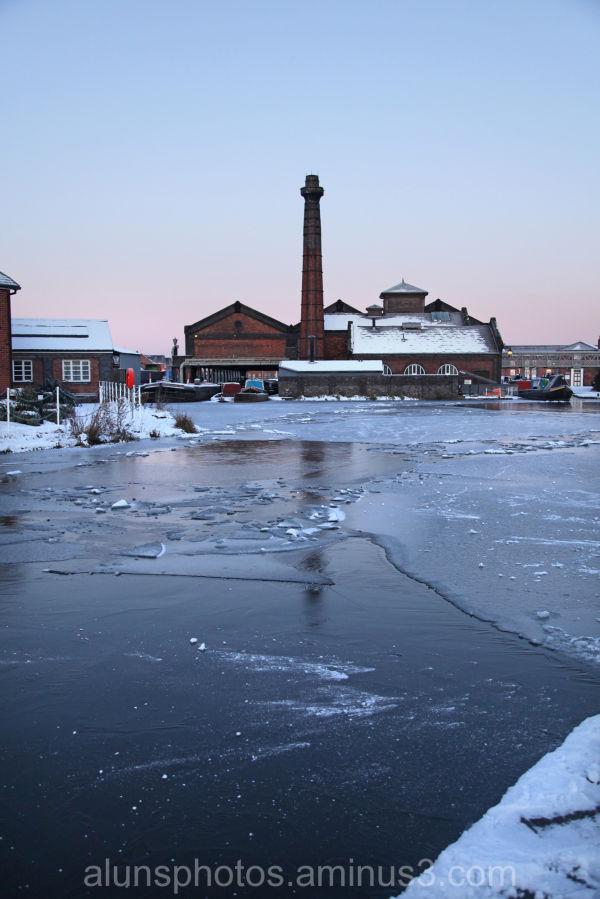 Frozen  museum