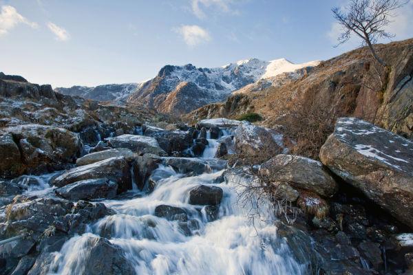 Ogwen Valley and Y Garn