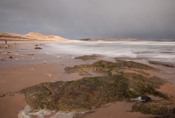 Northumberland beach