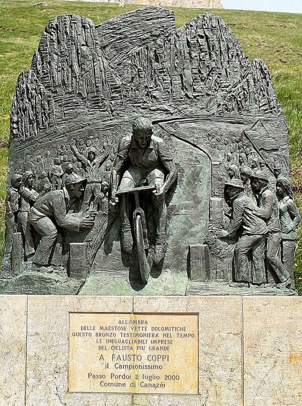 Cycling monument