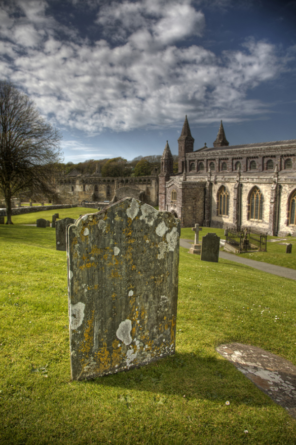 St Davids cathedral 2