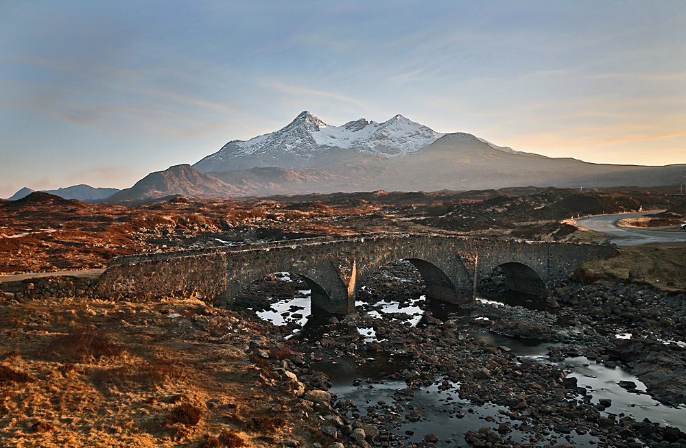 Sligachan and the Old Bridge