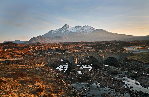 Sligachan and the Old Bridge